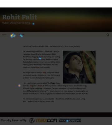 Heatmap Rohit Palit, 27-8-2013