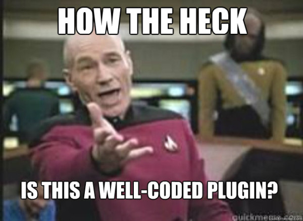 well-coded-plugin